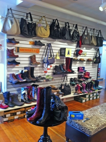 The Red Shoe Rossland Bc