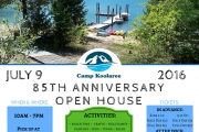 Camp Koolaree Open House celebrates 85th Anniversary