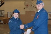 Nelson Air Cadet Chiara Minchin attends 'Boot Camp'