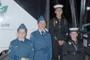 Nelson Area Sea and Air Cadets depart for Summer Training