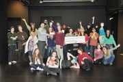 NDCU helps LVR dancers and thespians