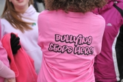 Pink Shirt — Day Against Bullying — goes February 26
