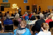 Enthusiasm high at West Kootenay EcoSociety launch of 100% Renewable Kootenays initiative
