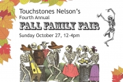 Come one, come all to the Fourth Annual Fall Family Fair at Touchstones Nelson