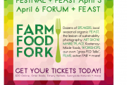 FARM, FOOD, FORK is growing our local food economy