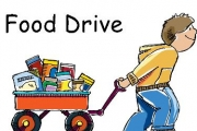 NuCerity Distributors of Nelson first annual Community Food Drive Thursday