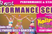 Get Bent Active Arts 'Bollywood Stardom' comes to Capitol Theatre Saturday