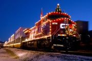 Holiday Train comes to Nelson Wednesday