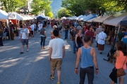Last chance to check out MarketFest on Baker Street