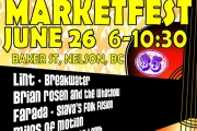 First MarketFest of 2015 happens Friday on Baker Street