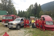 Nelson Fire Department partners with Western Auto to provide member training