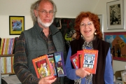 Regional Authors gather to celebrate 16th birthday of Nelson Literary Magazine