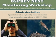 Osprey workshop hosted by Friends of Kootenay Lake Stewardship Society