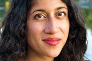 Award-winning author Padma Viswanathan reads at the Nelson Library