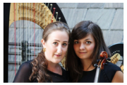 Nelson's own Rebecca MacLeod and Sophie Baird-Daniels part of Selkirk Pro-Musica
