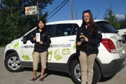 BC Used Oil Ambassadors make pitstop in Heritage City