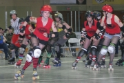 Want to join the roller derby?