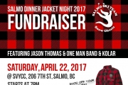 Salmo Dinner Jacket Fundraiser