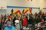 Ski swaps this weekend at Rod & Gun Club and Hume School