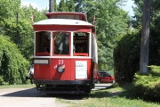 Haunted Heritage Tour Streetcar #23 goes BC Day Weekend
