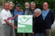 Slocan Valley Rail Trail Society unveil new logo