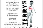 Another chance to help find a cure for cancer — Terry Fox Run, September 15
