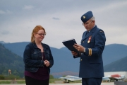 NEW OFFICER FOR NELSON AIR CADETS