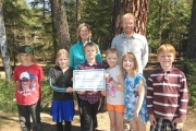 Winlaw Elementary looking for support for Growing Nature Stewards Program