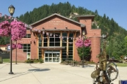 Castlegar City Hall downtown will be the venue for a healing vigil tomorrow