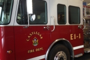 No one injured in structure fire in downtown Castlegar