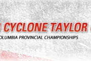 Cyclone Taylor Cup Notebook — Tickets going fast