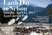 Earth Day Celebrations are set for Saturday at Lakeside Park.