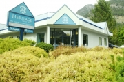 The Slocan Park Credit Union could be behind picket lines as early as Tuesday. — The Nelson Daily file photo