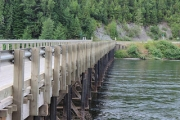 The provincial government continues to monitor water near the Mt Polley tailings pond disaster.