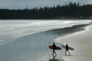 Resort communities like Tofino will benefit from the recent government investment. — Photo submitted