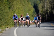 Riders enjoyed a great weekend on the course at the West Kootenay Glacier Challenge.