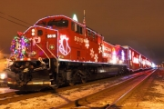 NPD gears up CP Holiday Train arrival Wednesday.