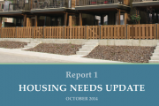 Nelson's  Affordable Housing Needs and Strategy report was released recently, providing  guidelines for the new council, non-profit groups, and developers