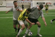 There's more indoor soccer to be played thanks to the Soccer Quest Christmas Indoor Tourney.