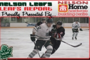 Leaf forward Levi Hulston is expected to be in the lineup Friday against Castlegar Rebels. —  Bruce Fuhr, The Nelson Daily