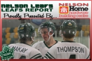The Nelson Leafs have six games to right the ship or face Beaver Valley in the first round of the KIJHL playoffs.