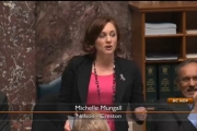 Nelson-Creston MLA Michelle Mungall said Chrisy Clark made life worse for families.