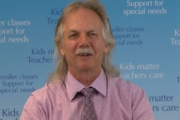 BCTF president Jim Iker disappoined with BC Court of Appeal decision.