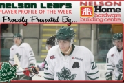 Nelson Home Building Centre Leafs Player Profile of the Week — Darnel St. Pierre