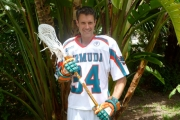 Nelson's Bruce A. Sinclair is eager to test the competition at the 2014 World Lacrosse Championships beginning Thursday in Denver, Col. — Submitted photo