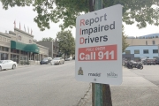 Anyone seeing an impaired driver is asked to pull over before contacting 9-1-1 with details. — The Nelson Daily