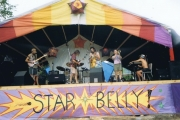 During the first Starbelly, the Wild Turkeys livened up the stage. — Photo courtesy Starbelly Jam