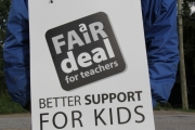 Talks in BC teachers' strike resume with less than a month before new term begins
