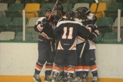 The Beaver Valley Nitehawks continue to roll in the KIJHL playoffs after disposing of Creston. — The Nelson Daily file photo
