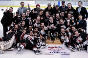 The KIJHL has finally made a return to Kimberley after the Nitros won the title Sunday in Kamloops. — Photo courtesy Twitter, Allen Douglas Kamloops This Week